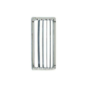 1956 1957 Ford Thunderbird Cowl Side Vent Grille Chrome 66 29282 1