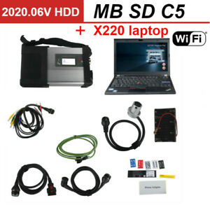Xentry V2020 06 Hdd Mb Star C5 Mb Star Diagnosis With Wifi For Cars And Truck