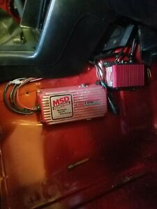Msd 6btm Ignition Box 6462