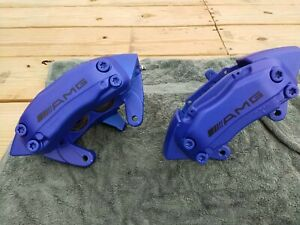 Mercedes W203 C32 Amg Brembo Front Brake Calipers