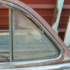1941 1942 1946 1947 1948 Buick Cadillac Pontiac Olds Right Front Vent Window f