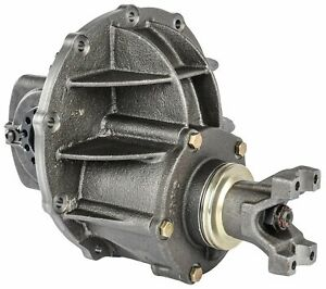 Jegs 60682 Ford 9 Inch Posi Traction Third Member Assembly 3 75 Ratio 31 Spline