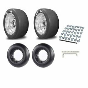 M h Mhr 25k Drag Slick And Tube Kit W wheel Screws Includes 2 24 5 X 8 5 15 D