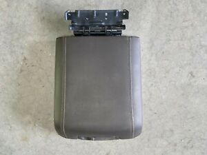 2011 2016 Ford F 250 Oem Front Center Console Compartment Lid Adobe Complete