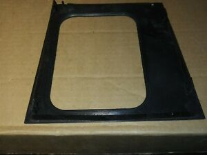 1987 1993 Mustang 5 Speed Manual Console Shift Trim Bezel Gt Lx Svt Notch Oem