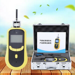 0 100ppm Portable Industrial O3 Gas Test Detector Meter Ozone Analyzer Tester Us