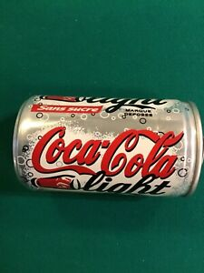 2001 Coca Cola Light Mini Can from France