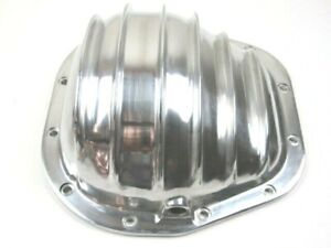Aluminum Ford 12 Bolt Differential Cover W Hardware Polished Bpc 4609