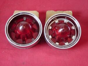1961 Oldsmobile Olds Dynamic 88 Tail Light Guide R3a 61