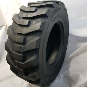 12 16 5 12x16 5 Road Crew Nhs Tw171 14 Ply Skid Steer Tires For Bobcat