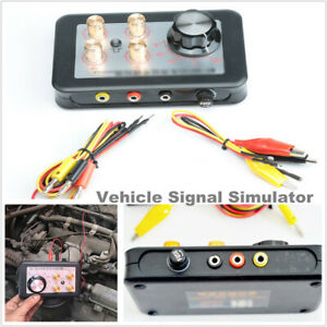 12v Car Repair Tester Signal Simulator Analog Adjustable Resistor Sensor Set