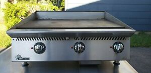 2015 Star 736ta 36 Heavy Duty Electric Countertop Griddle