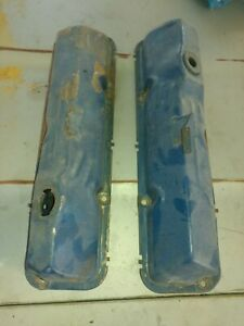 1966 Ford Thunderbird 390 Engine Original Valve Covers