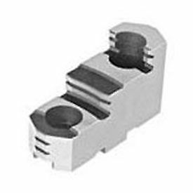 Bison Hard Top Jaws For Scroll Chuck 12 3 jaw 3 Piece Set 7 883 312