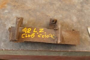 1942 1946 1947 1948 Lincoln Coupe Right Door Track br