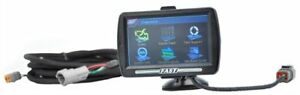Fast 170633 06kit Ez efi Retro fit Color Touchscreen Hand held Initially Serves