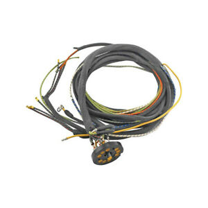 Model A Ford Lighting Wire Harness With Built In Turn Signal Wiring With