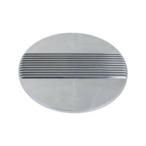 Cal Custom Air Cleaner Lid Finned Aluminum 14 Diameter 260 289 302 V8