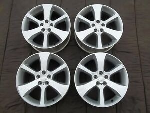 12 14 Subaru Outback 17 Wheels Oem Factory 5x100 Rims 17s Legacy Forester 68807