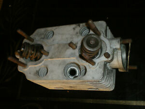 1964 Porsche 911 Early 2 0 L Cylinder Head