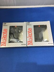 Nu kote B199 Typewriter Ribbons For Brother Ax 10 Em 30 New In Boxes Lot Of 2