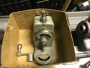 South Bend Milling And Keyway Cutting Attachment 9 10 k Lathes