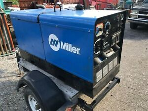 Miller Trailblazer Pro 350 D Welder Generator Rebuilt Engine 560 Hours Will Ship