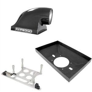 Harwood 3150k4 Comp Ii Dragster Scoop Kit Includes Dragster Scoop Scoop Tray Sc