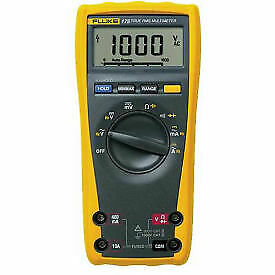 Fluke 175 Esfp True Rms Digital Multimeter 6 000 Count 1564551 1 Each