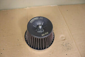 Jdm Genuine Blitz Sus Power Core Type Lm Air Filter Jdm 6 With Clamp From Japan