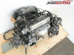 94 97 Honda Accord 1 8l Non Vtec Engine 5 Speed Transmission Jdm F18b F20b F22b