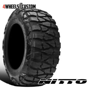 1 X New Nitto Mud Grappler X Terra 35 12 5r17 125p Off Road Handling Tire