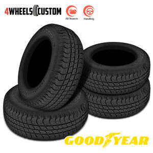 4 X New Goodyear Wrangler Hp 265 70r17 113s All Season Sports Truck Tire