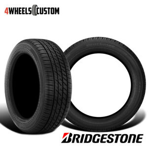 2 X New Bridgestone Driveguard Rft 205 55r16 91v Run flat Touring Tire
