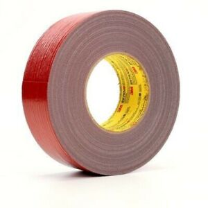 40 Off 8 Rolls 3m 8979n nuclear 48mmx54 8m Red 12 1 Mil Best Duct Tape 53914