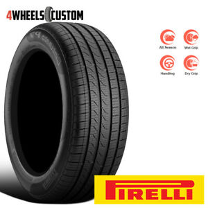 1 X New Pirelli Cinturato P7 As 205 55r16 Rft Tires