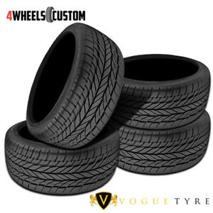 4 X New Vogue Signaturev 235 55r17 103w Xl Tires
