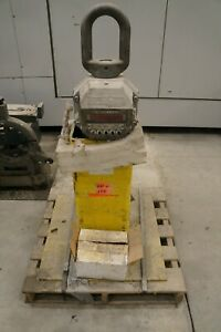 20 000 Lb Port a weigh Crane Scale With Stand
