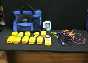 Fieldpiece Multimeter With Multiple Heads Accessories For Hvac Testing