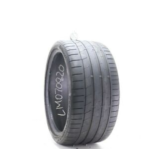 Used 285 30zr19 Continental Extremecontact Sport 98y 5 32
