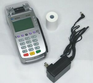 Verifone Vx520 Dual Comm With Smart Card Reader Chip M252