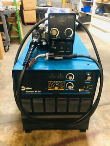 Miller Dimension Nt 450 70 Series Feeder Mig Welder