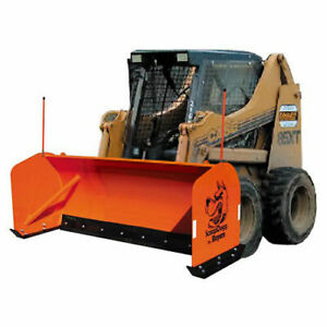 Buyers Products 2603108 Skid steer Snow Pusher 8 Wide