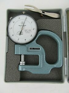 Mitutoyo Dial Thickness Gauge 7326