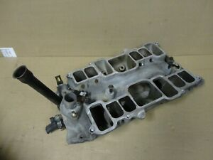 96 00 Gm Chevy 7 4 Vortec 454 Fuel Injection Lower Intake Manifold Big Block