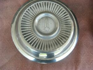 Plymouth Dodge Chrysler Poverty Hubcap Wheel Cover Center Cap Dog Dish 10 Inch