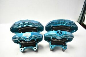 2006 2013 Lexus Is F Is250 Brembo Front And Rear Caliper Set Oem 06 13