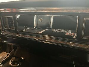 1973 1979 Ford Truck Bronco Glove Box Door 73 79 1978 78 79 1977 Chrome 1976 77