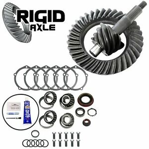 Ford 9 3 06 Support 4 30 Ring And Pinion Gear Set W Master Bearing Kit
