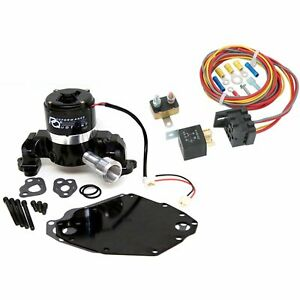 Prw 4435117k Electric Water Pump Relay Kit Ford 351c Right Inlet Includes Prw